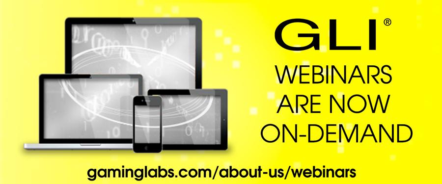 GLI Webinars On-Demand